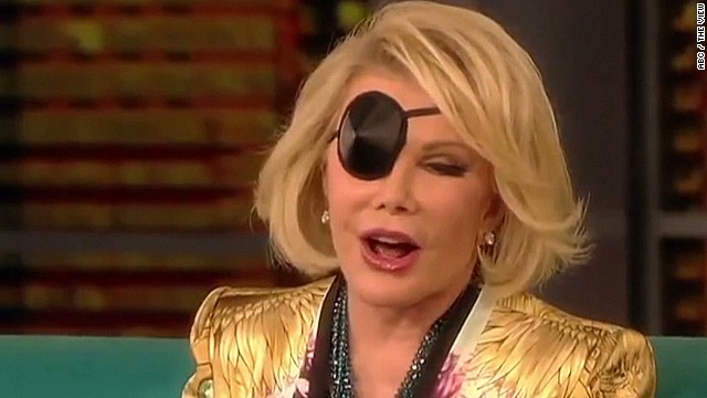 How Joan Rivers is keeping us laughing