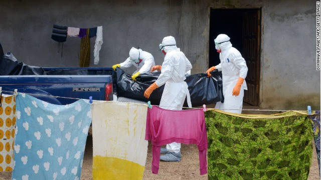 Gates Fdn. to donate $50M to Ebola fight