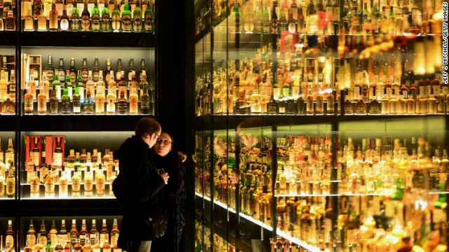 Would independence affect Scotch whisky?