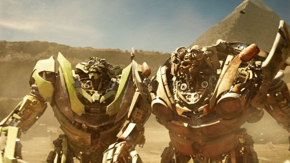 """Good robots known as the Autobots and bad robots, the Decepticons, fight for dominance on Earth in the """"Transformers"""" franchise."""