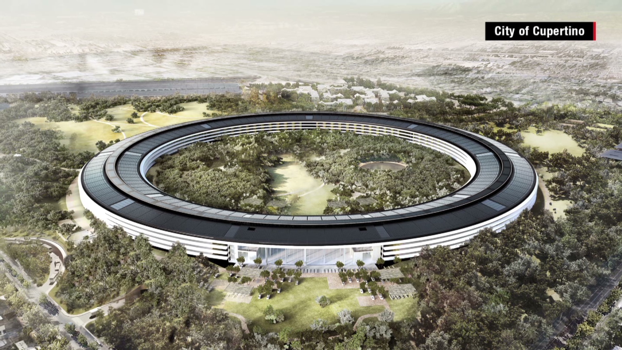 apple cupertino office. Cupertino Apple Office. Office L N