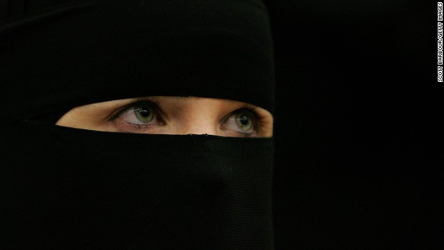 Face-veils are banned in schools, hospitals and government buildings, but not in public streets.