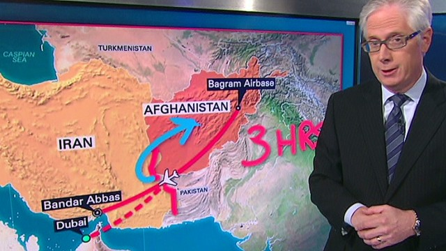 ac tom foreman on plane forced to land in iran_00003930.jpg