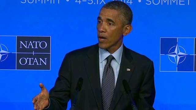 Obama calls for anti-ISIS NATO coalition