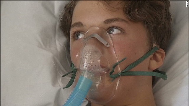 Respiratory illness hits children
