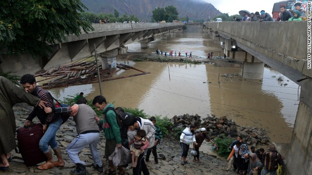 Flooding death toll rises in South Asia