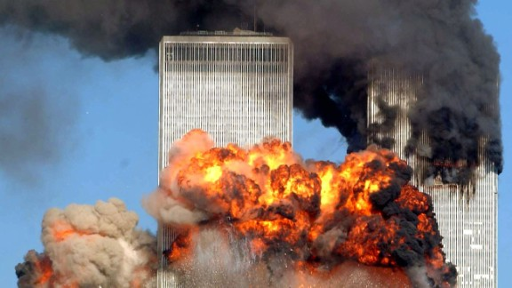 In 2001, this was the definitive image of terrorism. It's a much more muddle picture in 2015.
