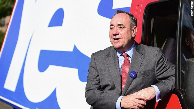 Alex Salmond: The man behind independence