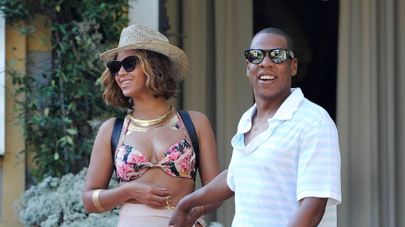 """Remember when Beyonce and Jay Z wouldn't say they were dating? That led right up to them initially refusing to confirm they got married in 2008. They are only slightly more open now. """"What Jay and I have is real,"""" Beyonce said <a href=""""http://www.mtv.com/news/1596576/beyonce-finally-opens-up-about-marriage-to-jay-z/"""" target=""""_blank"""" target=""""_blank"""">in a 2008 interview.</a> """"It's not about interviews or getting the right photo op. It's real."""""""