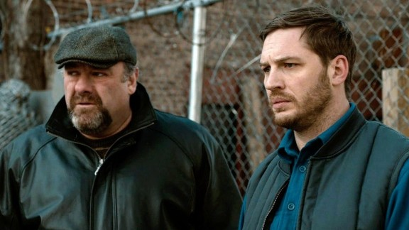 """<strong>""""The Drop""""</strong>: Based on a Dennis Lehane short story, this crime drama is one of the last opportunities to see James Gandolfini in action. The star, who passed away in 2013, portrays the owner of a bar where criminal activity is de rigeur. His cousin, Bob (Tom Hardy), serves as the lonely barkeep who gets caught up in a robbery gone wrong. (September 12)"""