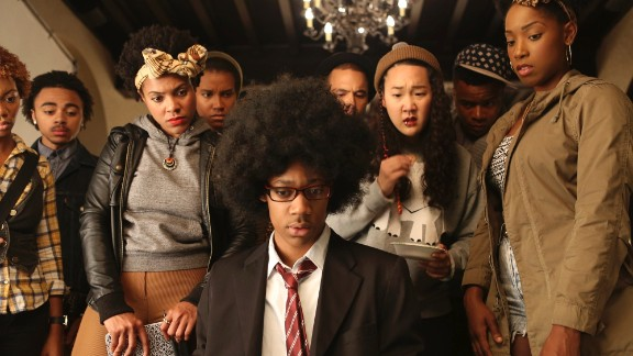 """<strong>""""Dear White People""""</strong>: Already a Sundance Film Festival winner (director Justin Simien won the special jury award for breakthrough talent), this satirical take on life for African-American students at a predominantly white college is ready for the grand stage. (October 17, limited)"""