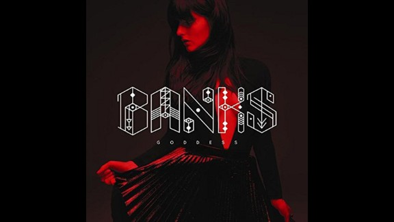 """<strong>Banks, """"Goddess""""</strong>: Los Angeles singer Banks makes her long-awaited debut with an album that skews heavily toward minimalist R&B. """"I sing about falling in love, I sing about anger, I sing about fear, I sing about confidence, I sing about feeling sexy, I sing about feeling insecure,"""" <a href=""""http://www.out.com/entertainment/music/2014/09/08/making-goddess-meet-banks-la-siren-who-just-gave-you-her-heart"""" target=""""_blank"""" target=""""_blank"""">Banks described to Out magazine</a> in September. """"I sing about every single thing, and every single thing makes me human and makes me beautiful and makes me a goddess."""" (September 9)"""