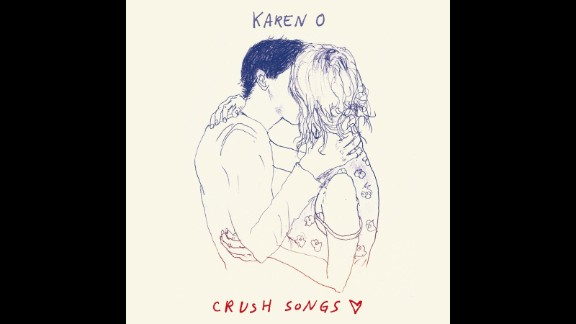 """<strong>Karen O, """"Crush Songs""""</strong>: Karen O breaks apart from the Yeah Yeah Yeahs with her first solo album, which she recorded when she was 27. At that age, """"I crushed a lot,"""" <a href=""""http://www.karenomusic.com/"""" target=""""_blank"""" target=""""_blank"""">the celebrated singer wrote</a> in a note announcing the solo release. """"I wasn't sure I'd ever fall in love again. These songs were written and recorded in private .... They are the soundtrack to what was an ever-continuing love crusade."""" (September 9)"""
