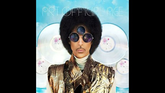 """<strong>Prince, """"Art Official Age""""</strong>: Expect to see two new albums from The Purple One this fall, because he's Prince and he can do that. The first, """"Art Official Age,"""" is Prince's first solo release in four years, and fans have been told to expect """"classic Prince"""" on the disc. The second, """"Plectrumelectrum,"""" is the artist's release with his group, 3rdEyeGirl. (September 30)"""