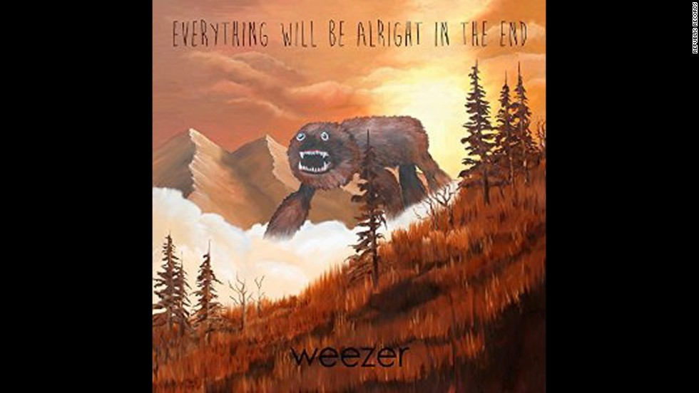 "<strong>Weezer, ""Everything Will Be Alright in the End""</strong>: We haven't jammed with Weezer since 2010, but the band is officially back with ""Everything Will Be Alright in the End."" Frontman Rivers Cuomo has described the band's newest release as a personal one: ""I haven't felt this protective of an album in a long time,"" <a href=""http://www.rollingstone.com/music/features/11-things-you-learn-hanging-out-with-weezer-20140904"" target=""_blank"">he told Rolling Stone</a>. ""I put so much of the deepest part of my soul into this that it feels like I'm really on the line."" (October 7)"