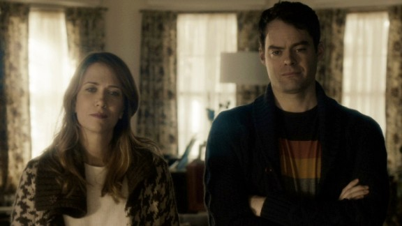 """<strong>""""The Skeleton Twins""""</strong>: We could leave this at """"Kristen Wiig and Bill Hader,"""" but we'll be kind and provide a few more details. The former """"SNL"""" co-stars are now appearing side by side as a pair of estranged twins who realize that their messy lives could be put in perspective if they work on their relationship as siblings. (September 12)"""