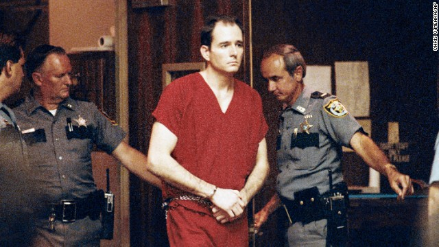 Danny Rolling was executed in 2006 after he confessed to killing five students in Gainesville, Florida.