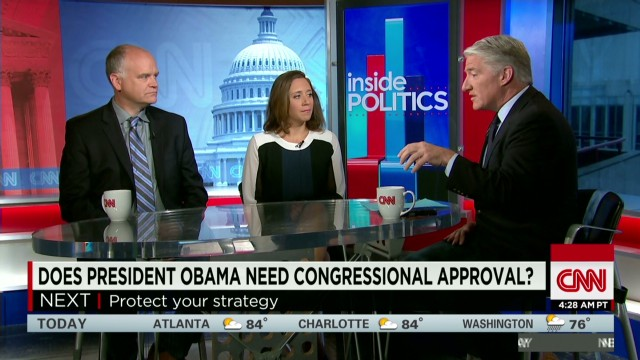 Does Obama need congressional approval?