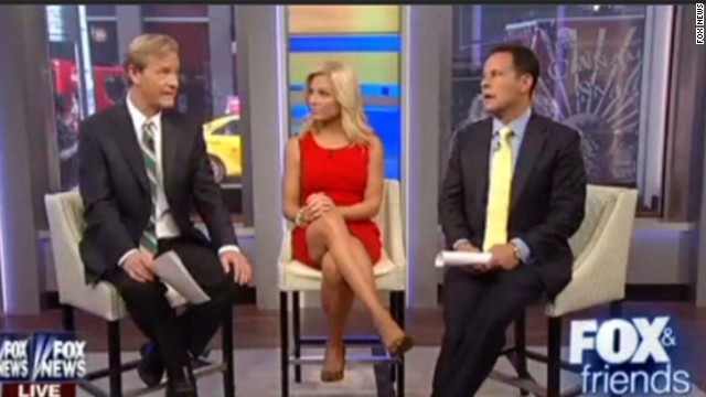 Fox hosts joke about Rice elevator video