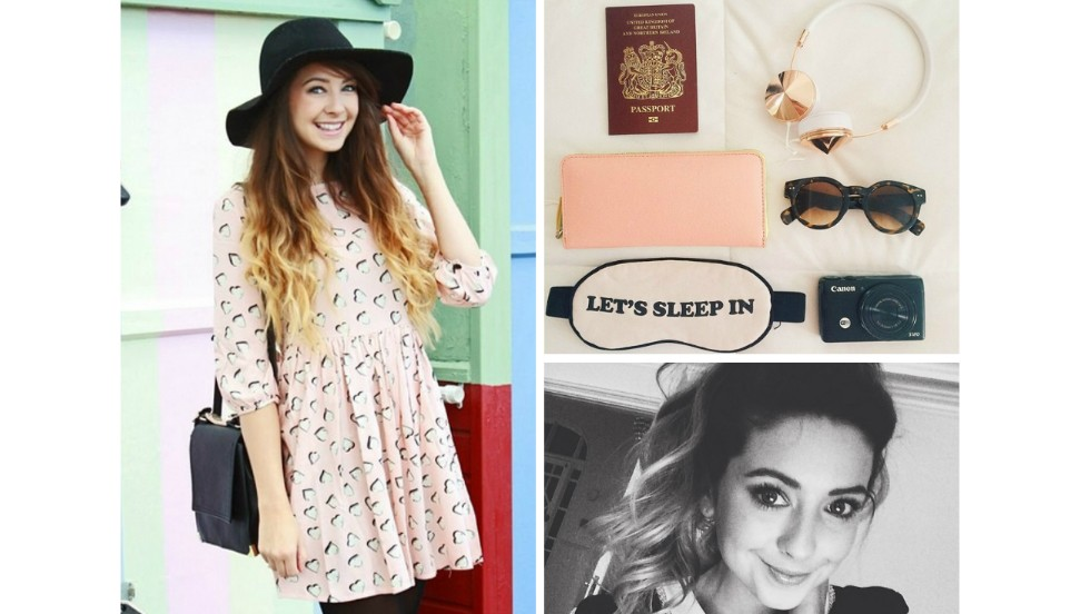 "<strong>3. Zoella, Vlogger</strong><br /><a href=""http://instagram.com/zozeebo"" target=""_blank""><strong>Instagram</strong></a><strong> followers:</strong> 2,868,852<br /><a href=""https://twitter.com/ZozeeBo"" target=""_blank""><strong>Twitter </strong></a><strong>followers: </strong>2,190,000<br /><strong>Credits:</strong> 58,777,812 <a href=""https://www.youtube.com/user/zoella280390?gl=GB&hl=en-GB"" target=""_blank"">YouTube </a>subscribers<br /><strong>Posts: </strong>Bold new make up looks, adorable selfies and, of course fashion tips via video."