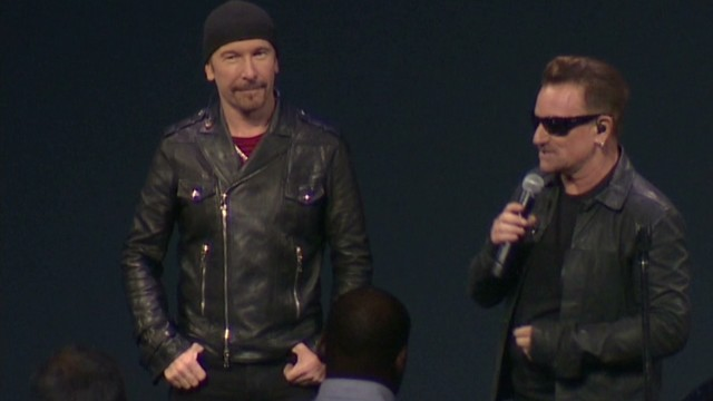 Bono: U2's new album available for free