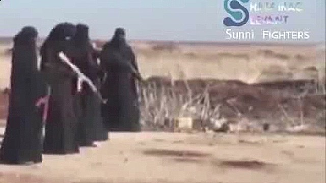 ISIS recruiting women in large numbers