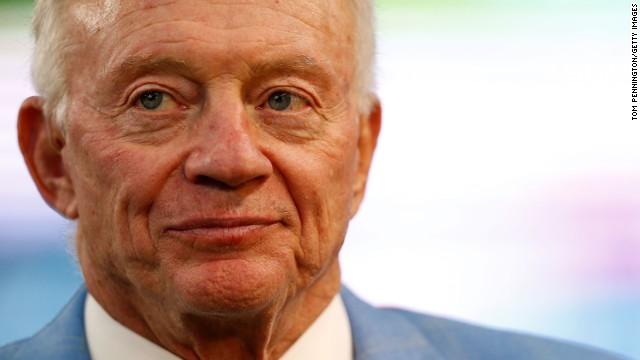 Is Jerry Jones still a champion?