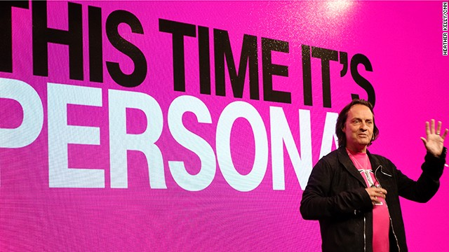 T-Mobile offers free cell spots to all customers - CNN