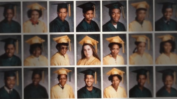 Amanda Shaffer's entire world shifted when she became a white minority in a black high school.