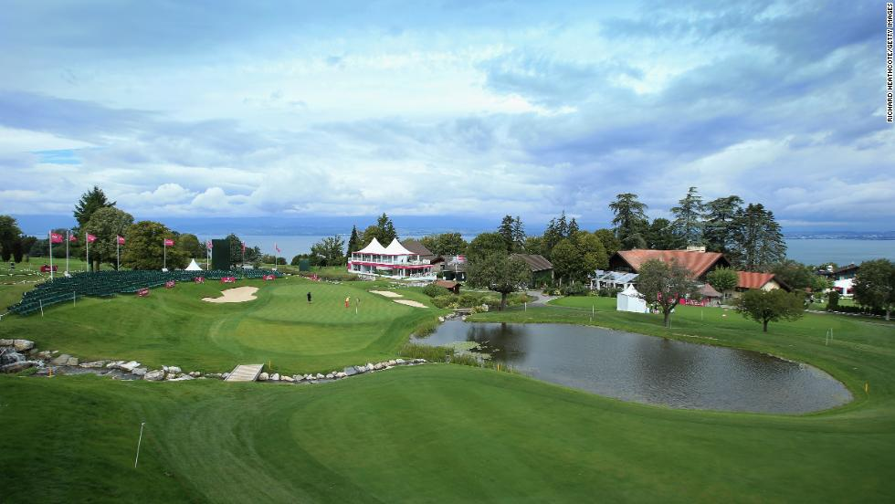 The course was completely re-landscaped between 1988 and 1990, while it was extended in 2003. In 2013, the course underwent a full renovation -- the biggest transformation in its history -- in preparation for the Evian Championship's bow as a major.