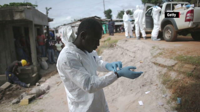 Why isn't Ebola containment working?