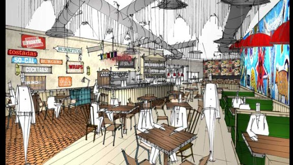Cada Design Group also struggled to get funding from banks. Instead, it turned to P2P lending via MarketInvoice, which lends to a particular niche of companies auctioning their invoices. The loan helped fund this design for of a restaurant project.