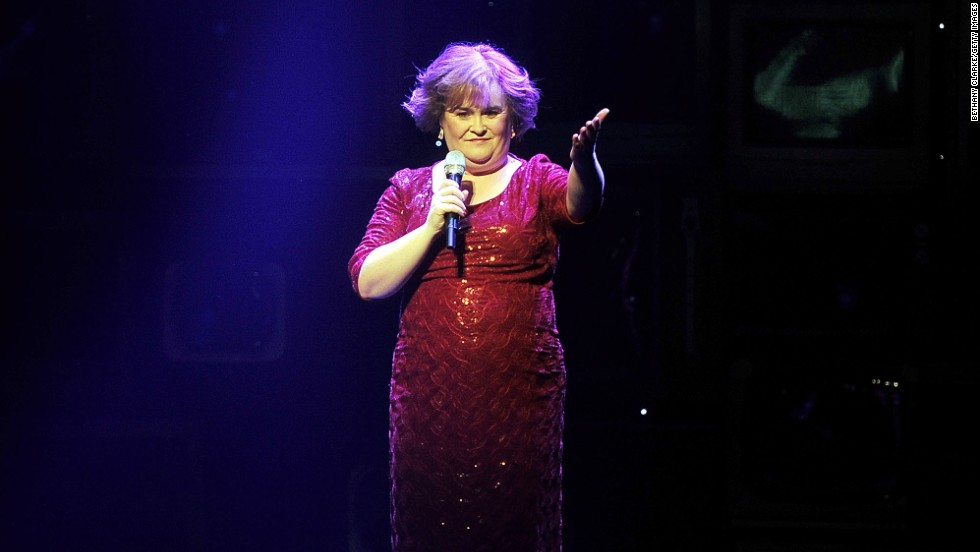 Susan Boyle: I have Asperger's syndrome