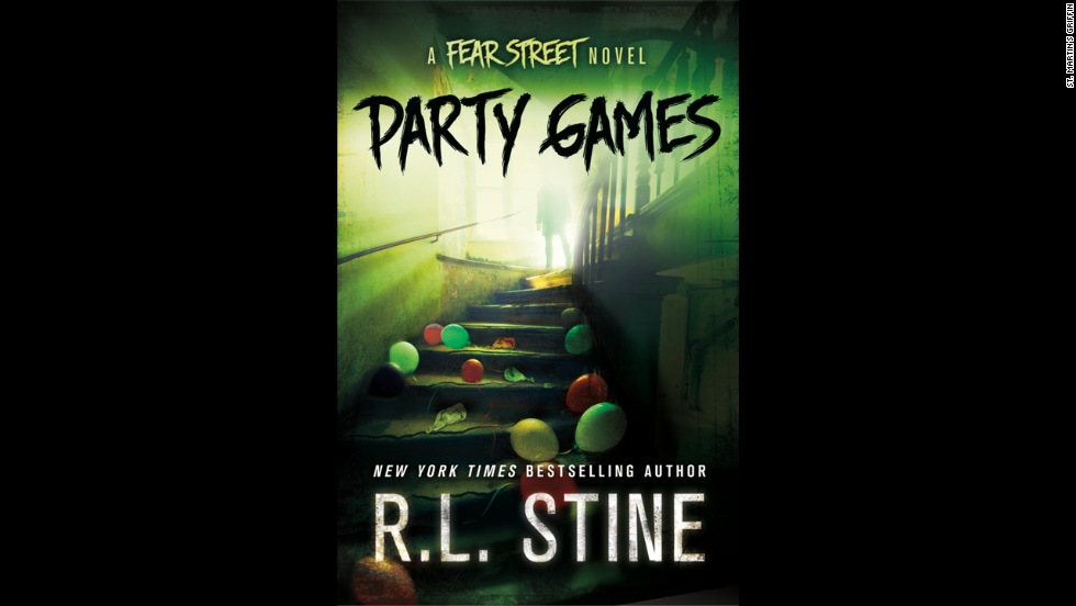 Fear Street Rl Stine And The Return Of Teen Horror - Cnn-8656