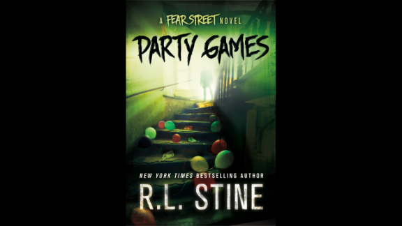 """R.L. Stine's """"Fear Street"""" series for teens has always been a favorite with fans, who are pretty attached to the book covers, too. Here are some top covers, according to the official R.L. Stine fan forum, along with some of his thoughts on terrifying teenagers."""