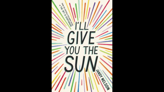 """""""I'll Give You the Sun,"""" written by Jandy Nelson, is the 2015 Printz Award winner."""