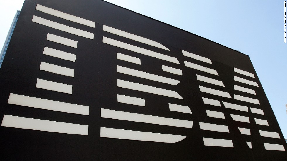 "What about the iconic IBM logo? ""It layers up unexpected textures of soft minty freshness between solid layers that give it structure and create a brittle and satisfying crunch to bite into,"" says Hyndman."