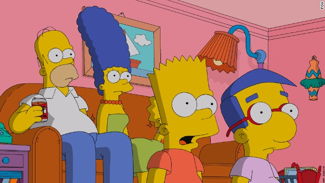 """The Simpsons"" will meet their ""Tracey Ullman"" show counterparts in this year's Halloween episode."