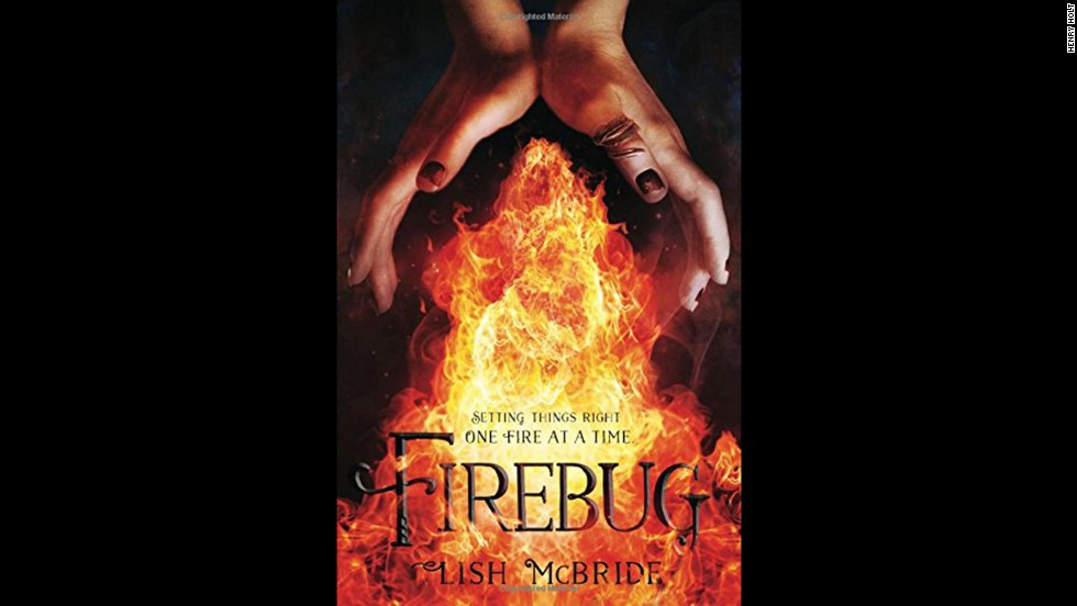 "In a world of vampires, ""werefoxes"" and ""dryads,"" Ava is a firebug who can set fires with her mind. She's also an indentured assassin, but things change when she refuses to do her job. Author Lish McBride's heroine presents ""a refreshing change from the endless parade of naive heroines found elsewhere,"" according to Kirkus Reviews."