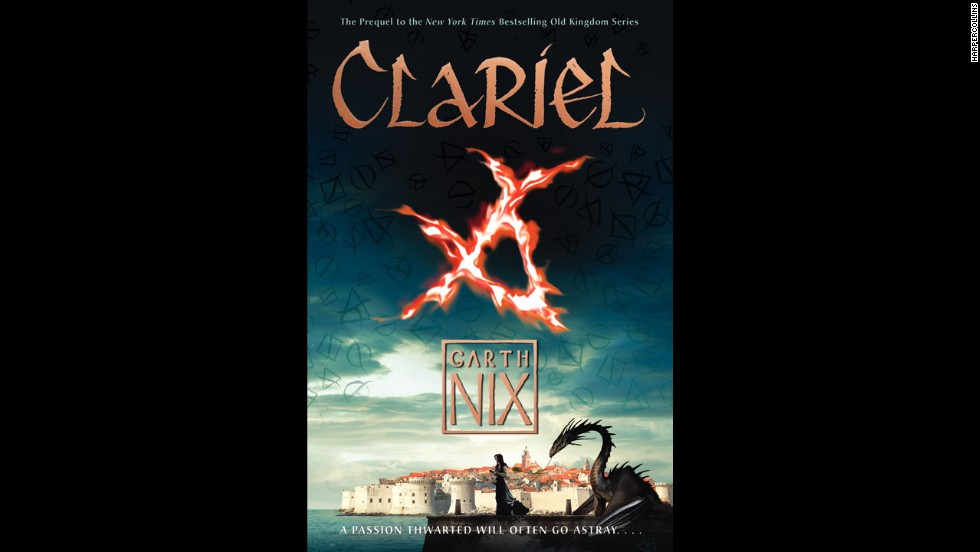 """Clariel: The Lost Abhorsen"" is the long-awaited prequel to Garth Nix's bestselling Old Kingdom epic fantasy series. While Clariel's parents are trying to marry her off to a killer, a dangerous Free Magic creature is on the loose, and a plot brews against the king. She must try to solve everything through sorcery she finds within herself. Publishers Weekly says ""this superb tale is exactly the book fans of the series have been awaiting."""