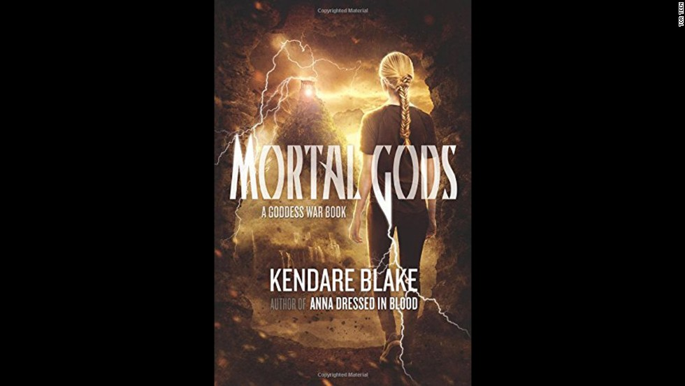 "Kendare Blake returns to her Goddess War series with ""Mortal Gods."" Greek gods and goddesses are fighting one another in modern-day renderings of battles they had in ancient times, and well-known characters of Troy are teenagers. But now, all of the gods and goddesses are dying. Blake is considered one of the ""best up-and-coming horror/suspense writers around"" by Kirkus Reviews."