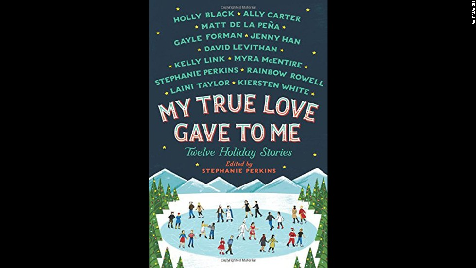 "October isn't too early to embrace the holiday spirit, especially in a collection of Christmas and Hannukah-themed stories from some of the biggest names in the business. ""My True Love Gave to Me"" includes stories by David Leviathan, Matt de la Peña, Kelly Link, Holly Black, Gayle Forman, Ally Carter, Stephanie Perkins, Rainbow Rowell, Laini Taylor, Kiersten White, Jenny Han and Myra McEntire. Kirkus Reviews says ""it's that rarest of short story collections: There's not a single lump of coal."""