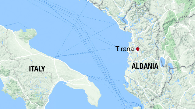 Albania Block party Dancing away the dictators legacy CNN Travel