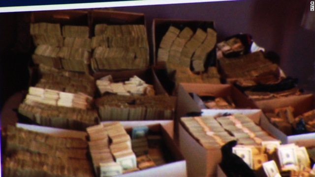 Feds: L.A. is money laundering epicenter