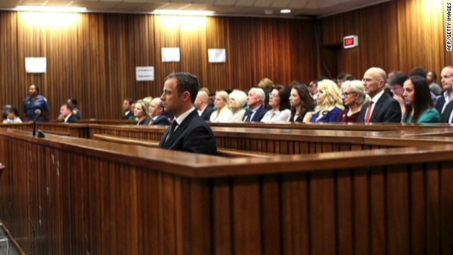Oscar Pistorius: Not guilty of murder