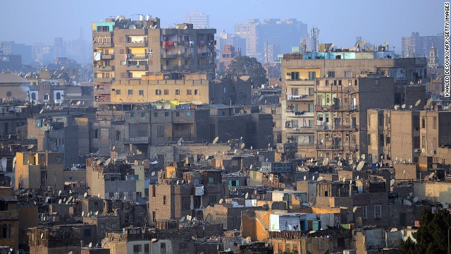 'Egypt needs fewer megaprojects, more running water' - CNN