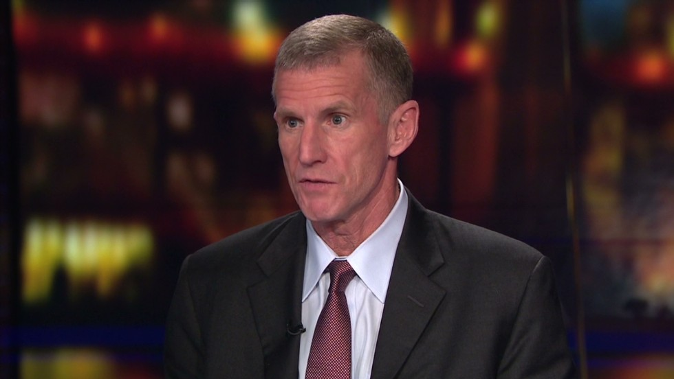 McChrystal: Americans should serve