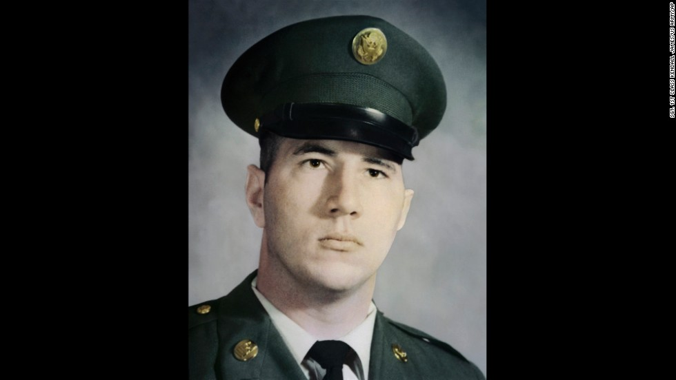 The Army says Spec. Donald Paul Sloat shielded his comrades from a grenade blast at the cost of his own life near Danang, Vietnam, in 1970.
