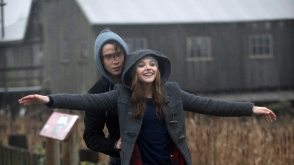 """Author Gayle Forman's novel """"If I Stay"""" came to the big screen in August 2014, with Jamie Blackley as Adam and Chloe Moretz starring as Mia Hall."""