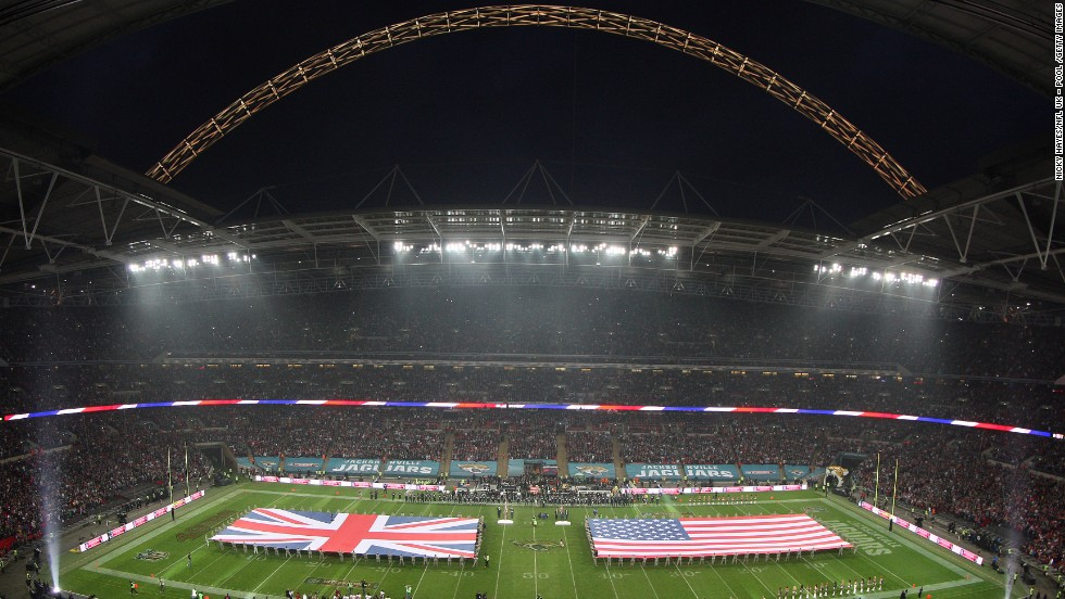 Concurrently the NFL has made annual clashes at London's Wembley stadium a regular fixture on the football calendar. This expansion overseas is a sharply calculated move by the world's richest sports league, explains NFL UK director Alistair Kirkwood.